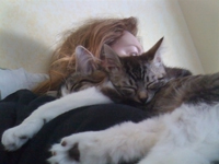 2.12.11 cara and polly on me tiny.jpg